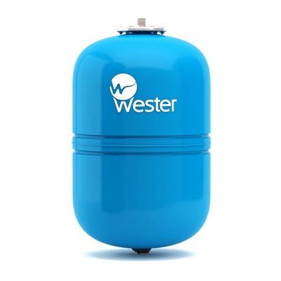 Бак расширительный для водоснабжения (гидроаккумулятор) Wester WAV8
