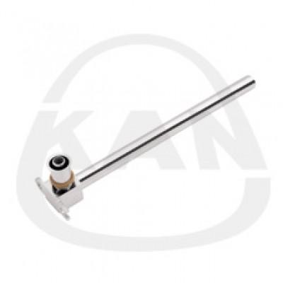 Отвод KAN 16x2 Lmin=210 мм Press с кронштейном
