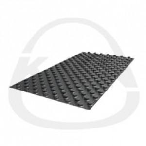 Профилированная жесткая пленка KAN  PS (полистирол) Profil3 - лист 1,12 кв.м