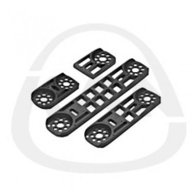 Плитка KAN монтажная-полимерная одинарная