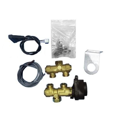 0010027587 Комплект трёхходового клапана FUGAS для котла Protherm СКАТ