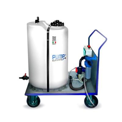 Профессиональный промывочный насос PUMP ELIMINATE 200 PROF V4V