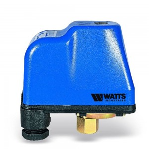 Реле давления воды для насоса 1-5 bar PA5MI Watts.