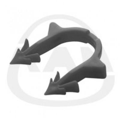 Шпилька KAN для крепления труб к пенополистирольным плитам 14-18 (42 мм) N