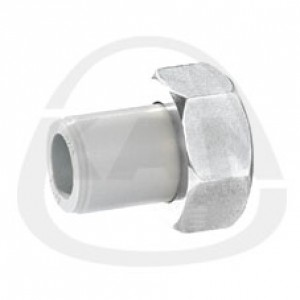 Соединитель KAN с накидной гайкой с уплотнительной прокладкой 20x3/4