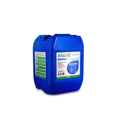 Реагент для промывки теплообменников SteelTEX COOPER 10 кг