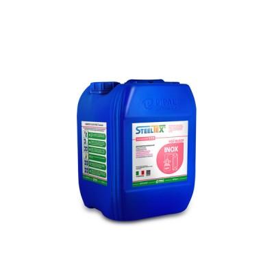 Реагент для промывки теплообменников SteelTEX INOX 5 кг