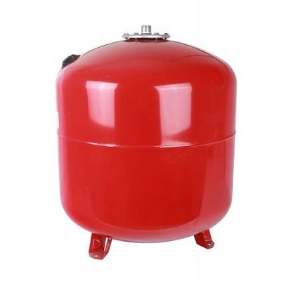 Бак расширительный STOUT на отопление 150л, красный