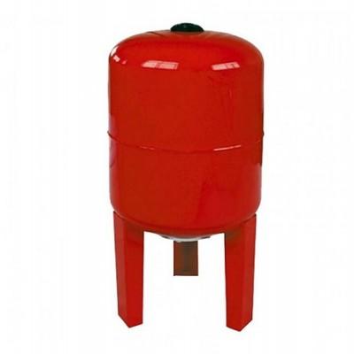Бак расширительный STOUT на отопление 200л, красный
