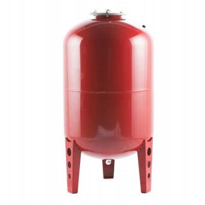 Бак расширительный STOUT на отопление 300л, красный