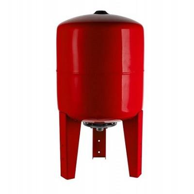 Бак расширительный STOUT на отопление 700л, красный