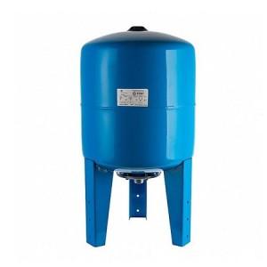 Бак расширительный (гидроаккумулятор) STOUT для водоснабжения 200л, вертикальный, синий