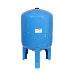 Бак расширительный (гидроаккумулятор) STOUT для водоснабжения 500л, вертикальный, синий