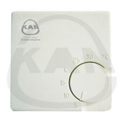 Термостат KAN комнатный биметаллический 230 B/24 B