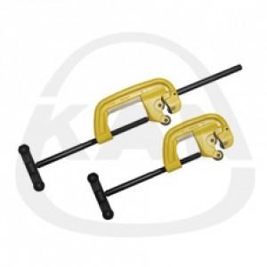 Труборез роликовый KAN для стальных труб 35-108 мм