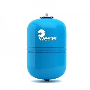 Бак расширительный для водоснабжения (гидроаккумулятор) Wester WAV18
