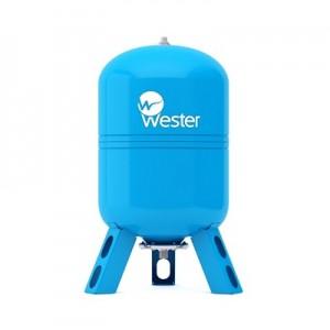 Бак расширительный для водоснабжения (гидроаккумулятор) Wester WAV200 top